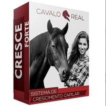 Kit Crescimento Vita Seiva Cavalo Real Shamp + Cond