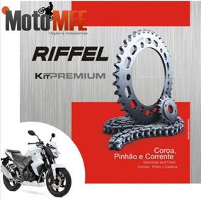 Kit Relação Transmissão Riffel Premium Dafra Next 250