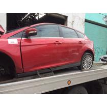 Yonke Ford Focus Sel 2012 Refacciones Partes Huesario Piezas