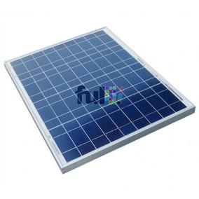 Modulo Solar 12v 50 Watt Panel Celda Fotovoltaico