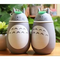 Termo Cilindro Totoro Kawaii Nuevo! Envio Gratis