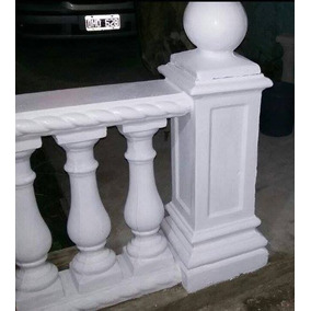 Columnas Baranda Y Balaustres De 60 Cm A $55 Y Barandas