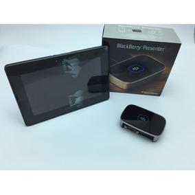Tablet Blackberry Playbook 64gb + Presenter