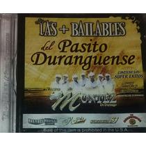 Cd Las Mas Bailables Del Pasito Duranguense
