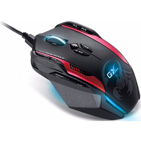 Mouse Gamer Gila Laser 8200dpi Genius Gx Gaming 12 Botones