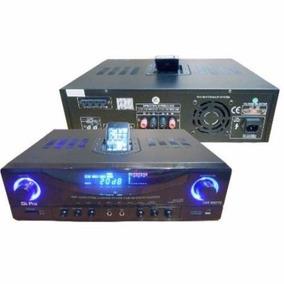 Super Consola Amplificadora Gli Pro Rcx1000 (2400watt)