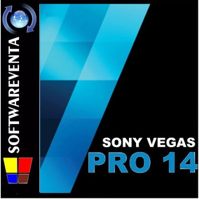 Sony Vegas Pro 14 - Potente Editor De Videos Exclusivo