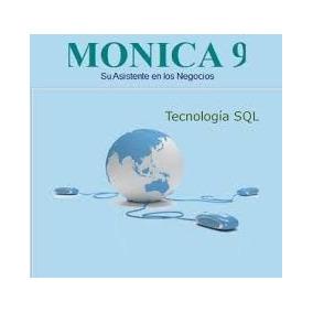 Programa Monica 9 Contable Administrativo Inventario Factura