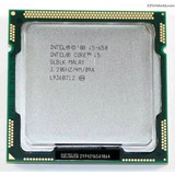 Procesador Core I5 De Primera Generacion