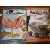 Lote X 2 Libros De Oro De La Pastelería Recetas Palermo/env