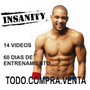 Insanity Workout, Calendario, Guia Nutricional + Bonos