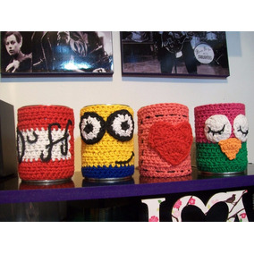 Lapiceros Forrados Al Crochet, Ideal Souvenirs