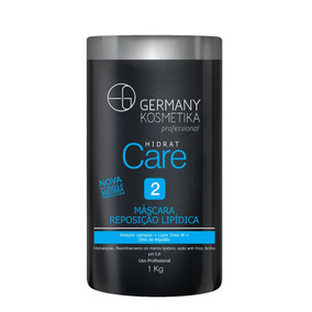 Máscara De Reposição Lipídica Hidrate Care 1 Kg. Da Germany