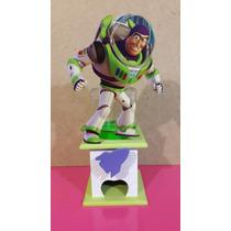 Chiclera Buzz Lightyear. Dulcero Centro De Mesa Toy Story