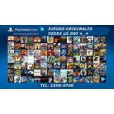 Juegos Ps3 Playstation 3 Desde ¢3000 Tienda Gamers ¿_¿