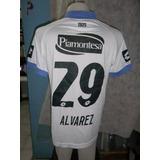 Camiseta Belgrano, Lotto Alternativa, Utilería