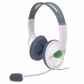 Diadema Xbox 360 Audifono Con Microfono Control Volumen
