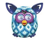 Juguete Furby Boom Diamantes Azules De La Felpa Del