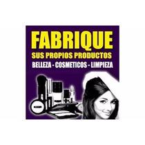 Formula Quimicas Productos Cosmeticos Y Limpieza En El Hogar