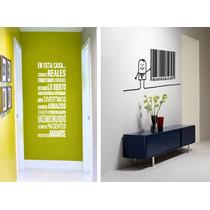 Vinilos Decorativos-decora Tus Ambientes-diseños Originales