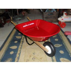 Carrinho De Mão Antigo.brinquedo Antigo Pedal Car