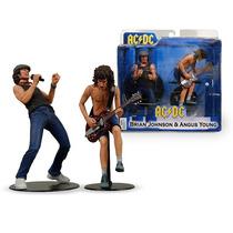 Ac/dc: Angus Young E Brian Johnson - Neca