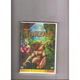 Dvd Tarzan Edição Especial, Walt Disney, Original Lacrado