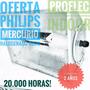 Reflector Mercurio Halogenado 400w Philips Completo Proelec