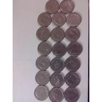 Monedas 1 Peso 1959 1960
