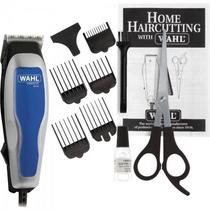 Máquina De Corte 127v Home Cut Basic Prata/azul Wahl
