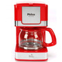 Cafeteira Elétrica Philco Ph16 - Vermelho/aço Escovado 110v