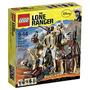Juguete Lego El Llanero Solitario Mina De Plata Shootout (