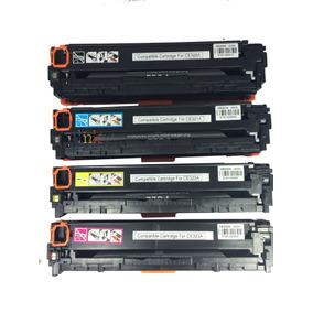 Toner Compatible Nuevo H Ce320a Laserjet Cp1525 Y Cm1415