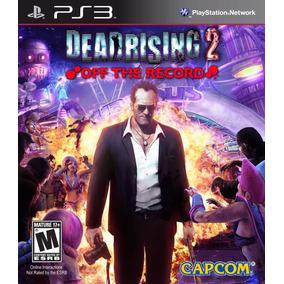 Deadrising 2 Off The Record Playstation 3 Nuevo, Sellado