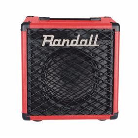 Amplificador Todo Valvulado Randall Cubo Rd5 5 Watts