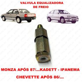 Valvula Equalizadora Freio Monza 87/..kadett - Chevette 86/.