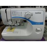 Máquina Para Coser Brother Lx-3125 Multifuncion Ojal Dvd