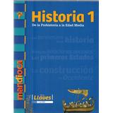 Historia 1 - Mandioca- Serie Llaves- Libros-textos