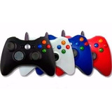 Gamepad Control Xbox 360 Alambrico Usb 100% Compatible