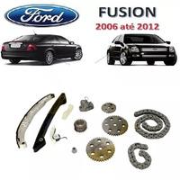 Kit Corrente Comando Ford Fusion 2.3 16v 06/... Duratec Novo