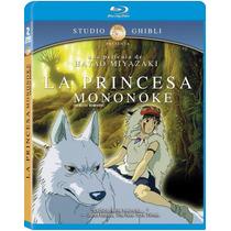 Studio Ghibli La Princesa Mononoke Hayao Miyazaki Blu-ray