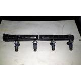 Rampa Con Inyectores Volkswagen Suran Fox Motor Msi 16v 1,6