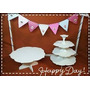 Torre Cupcakes Y Posa Torta