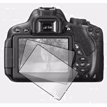 2 Pcs Pelicula Protetor Lcd Principal Nikon D90 Rcdxms