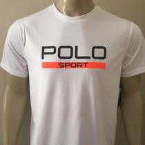 Camiseta Manga Curta Polo Ralph Lauren Sport Original