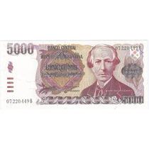 Billete 5.000 Pesos Argentinos Del Año 1985 ¡sin Circular!