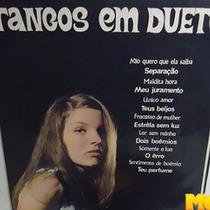 Tangos Em Dueto 1973 Lp Duo Guarujá Tibagi E Miltinho