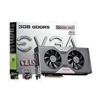Placa Vídeo Nvidia Geforce Gtx 780 2bios Classified 3gb Evga