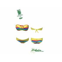 Trajes De Baño Melcocha Colección Tropical Beach
