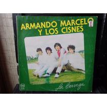 Vinilo Lp Armando Marcelo Y Los Cisnes La Cerveza